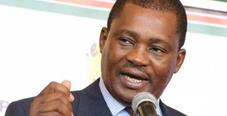 Speaker Justin Muturi Fires Back at Chief Justice David Maraga over Calls to Dissolve Parliament